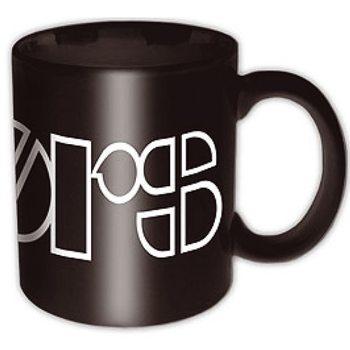 Hrnček The Doors – Logo Black