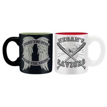 Hrnček The Walking Dead - Daryl vs Negan