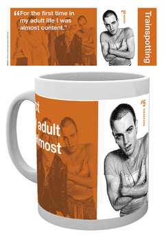 Hrnček  Trainspotting - Renton