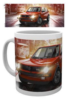 Hrnček VW Golf - GTI
