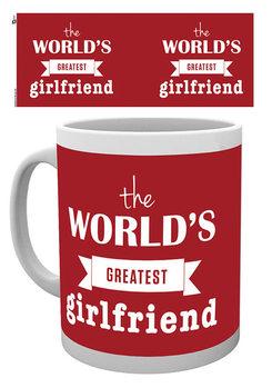 Hrnček Worlds Greatest Girlfriend