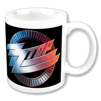 Hrnček ZZ Top – Circle Logo