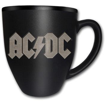 Hrnek  ACDC – Logo Matt Engraved