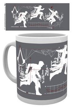 Hrneček na čaj a na kávu Assassin's Creed - Run