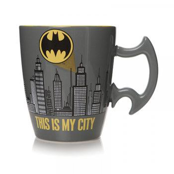 Hrnek Batman - City Scene