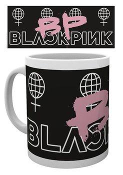 Hrnek Black Pink - Drip