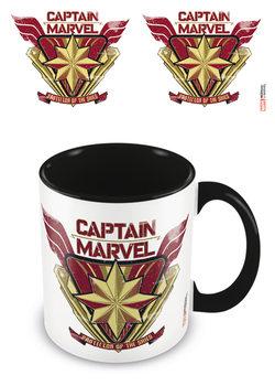 Hrnek Captain Marvel - Protector