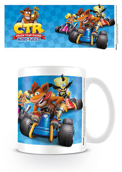 Hrnek  Crash Team Racing - Race