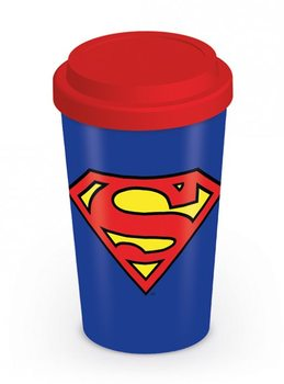 Hrneček na čaj a na kávu Dc Comics - Superman Travel Mug