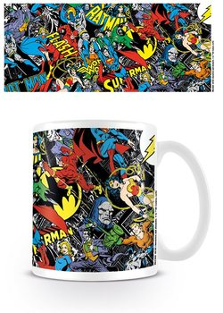 Hrnek DC Originals - Montage logo