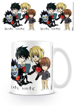 Hrnek  Death Note - Chibi