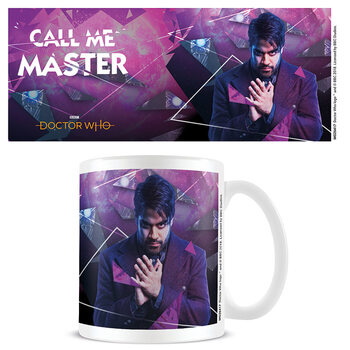 Hrnek Doctor Who - Call Me Master