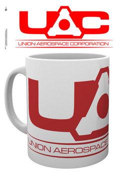 Hrnek Doom - UAC