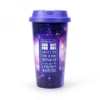 Hrnek  Dr Who - Galaxy