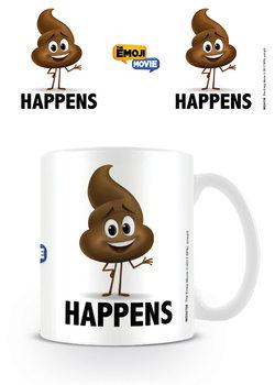 Hrnek Emoji ve filmu - Poop Happens
