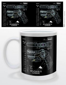 Hrnek Ender's game - gun