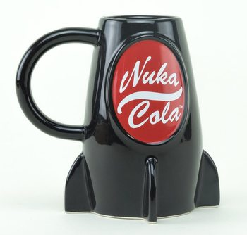 Hrnek  Fallout - Nuka Cola Bottle