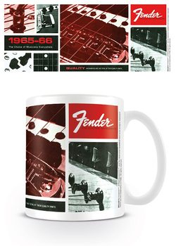 Hrnek Fender - Fine Elecric Instruments