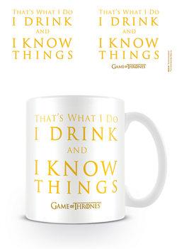 Hrnek Game Of Thrones - Drink & Know Things