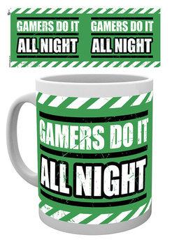 Hrnek Gaming - All Night