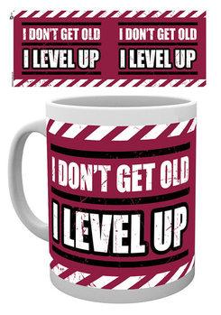 Hrnek  Gaming - I Level Up - Available worldwide
