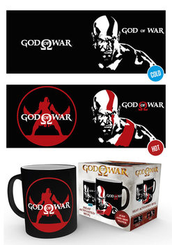 Hrnek God of War - Kratos