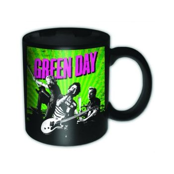 Hrnek  Green Day – Tour Mini