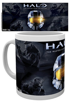 Hrneček na čaj a na kávu Halo - Master Chief Collection