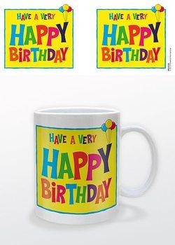Hrnek Happy Birthday