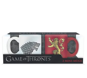 Hrnek Hra o Trůny (Game of Thrones) - Stark & Lannister