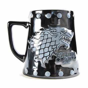 Hrnek  Hra o Trůny (Game of Thrones) - Stark & Stud