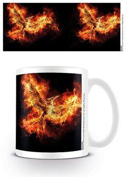 Hrnek Hunger Games: Síla vzdoru 2. část - Mockingjay Firebird