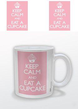 Hrnek Keep Calm and Eat a Cupcake
