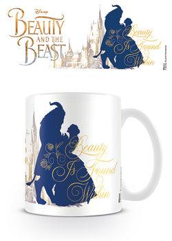 Hrnek Kráska a zvíře - Beauty Within