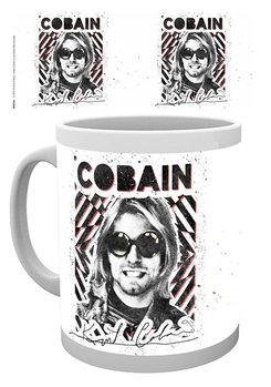 Hrnek Kurt Cobain - Cobain
