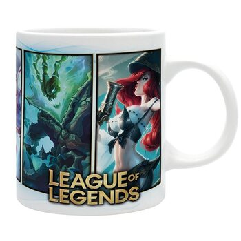 Hrnek League of Legends - Champions