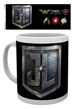 Hrnek  Liga spravedlivých - Logos