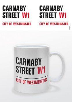 Hrneček na čaj a na kávu Londýn - Carnaby Street