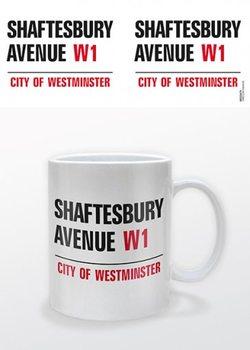 Hrneček na čaj a na kávu Londýn - Shaftesbury Avenue