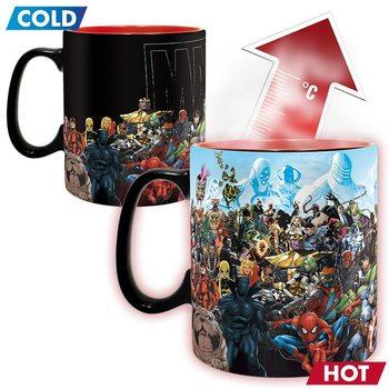 Hrnek Marvel - Heroes