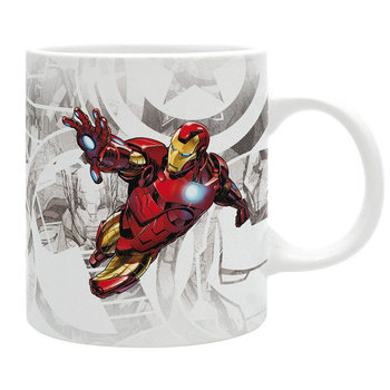 Hrnek Marvel – Iron Man Classic