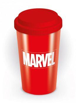 Hrnek Marvel - Logo