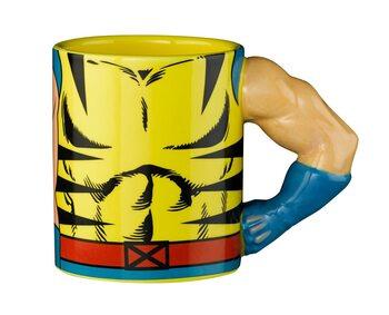Hrnek Marvel - Wolverine