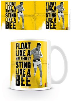 Hrnek Muhammad Ali - Float like a butterfly,sting like a bee
