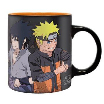 Hrnek Naruto Shippuden - Naruto & Sasuke vs Madara