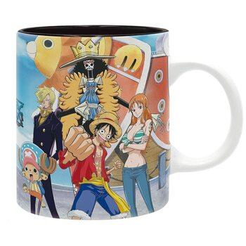 Hrnek One Piece - Luffy's crew