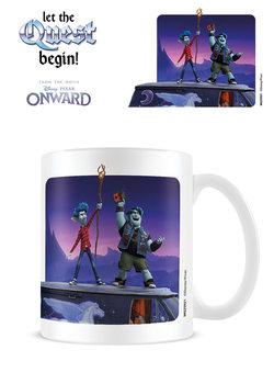 Hrnek Onward (Frčíme) - Let The Quest Begin!