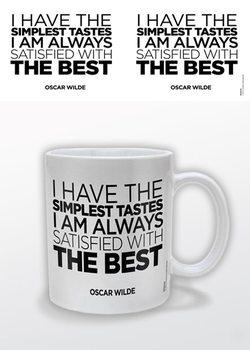 Hrnek Oscar Wilde – The Best