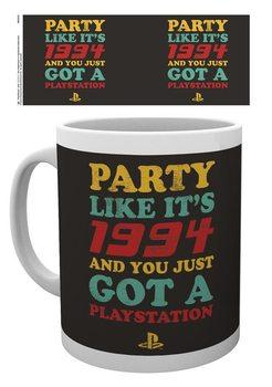 Hrnek  Playstation - Party