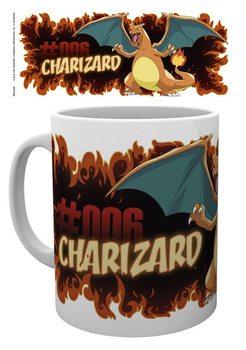 Hrnek  Pokemon - Charizard Fire